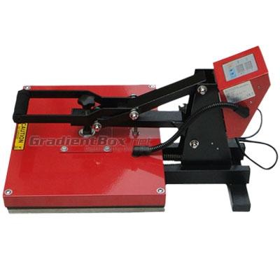 Mesin Press Kaos New Standup 38x38 Red  large2